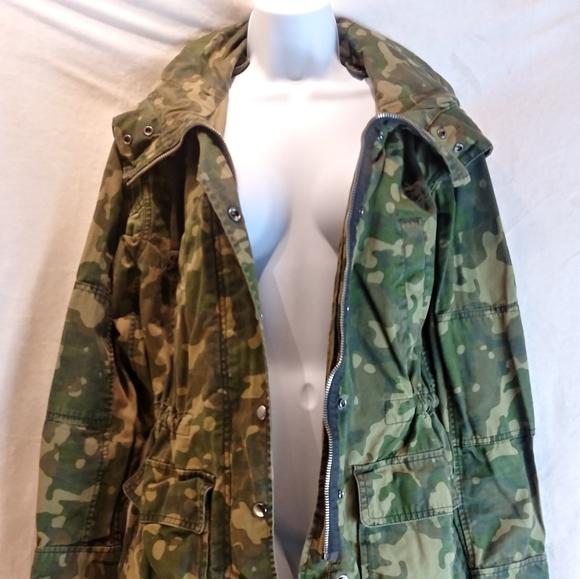 GAP Jackets & Blazers - GAP Military Style Jacket sz. XS